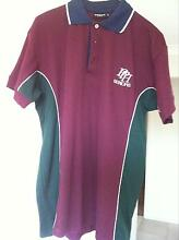 Pacific pines high school unisex senior sports polo Oxenford Gold Coast North Preview