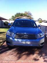 2010 Toyota Kluger Wagon Bligh Park Hawkesbury Area Preview