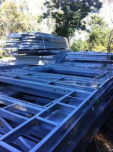 NEW 2NDS ( SLIGHT IMPERFECTIONS ) STEEL FRAMES FOR 6 X 3  $700.00 North Maclean Logan Area Preview