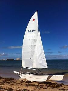 18ft Prindle Catamaran Ocean Grove Outer Geelong Preview