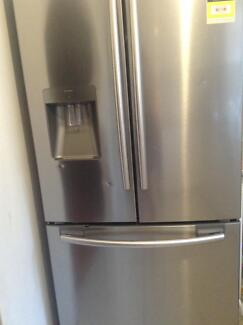 Large Samsung 583L French Door Refrigerator combined freezer -ONO
