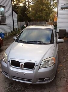 2007 Pontiac Wave Certified & E-Tested!