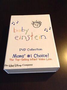 Dvd bébé Einstein coffret