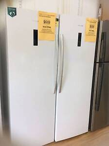 FACTORY 2ND HISENSE 280L UPRIGHT FREEZER FROM $499 Brunswick Moreland Area Preview