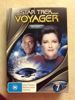 Star Trek Voyager Season 7 Hamilton Hill Cockburn Area Preview