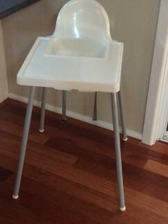 IKEA baby/toddler high chair