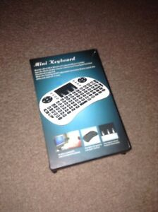 Brand new mini keyboard/mouse