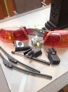Rear tail lights for Mitsubishi