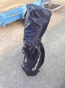 Golf set - buggy/bag/clubs Pascoe Vale Moreland Area Preview