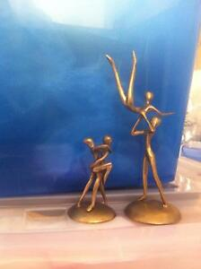 Brass dancing ornaments Nowra Nowra-Bomaderry Preview