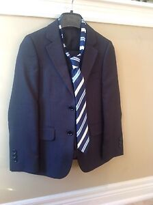 Boys 2 piece suit (size 8) and tie