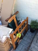 Single bed and mattress CHEAP , solid wood Mosman Mosman Area Preview