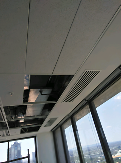 Suspensed ceiling and sturds wall of all kinds