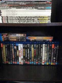 Blu ray bundle for sale Tallegalla Ipswich City Preview