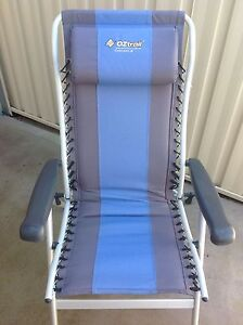 Camping Chair Oztrail cascade 8 Woodberry Maitland Area Preview