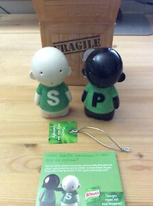 Knorr salt & pepper shakers *collectible*