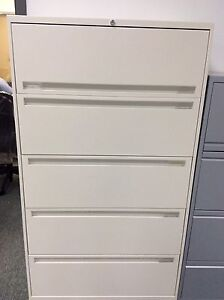 Filière Office specialty filing cabinet