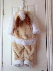 Costune / déguisement chien Halloween enfant