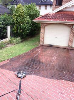 Ace High Pressure Cleaning Services