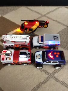 Roap Rippers Vehicles with Lights and Sounds