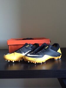 Nike football speed TD/Cleats - yellow black