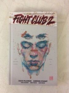 Fight Club 2 graphic novel