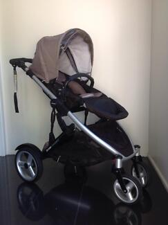 "Stroller "" Strider Compact"" & ""Infant Carrier"" Travel System Kenmore Brisbane North West Preview"
