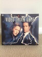 First Edition The X Files Video Trivia Game *As New* Narara Gosford Area Preview