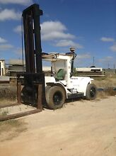 FORKLIFT LOCATED CHARTERS TOWERS QUEENSLAND Broughton Charters Towers Area Preview