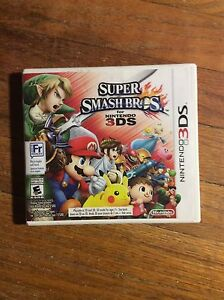 Super Smash Brothers for the 3ds for $25