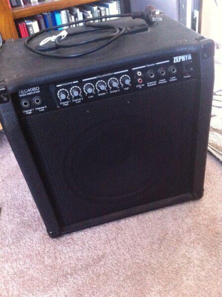 Samick Bass Amp Bass Practice Amp