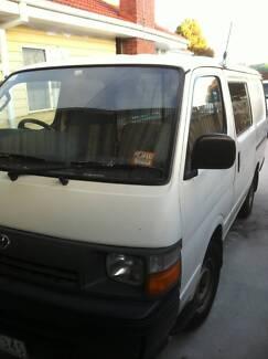 1999 Toyota Hiace Van/Minivan Oakleigh Monash Area Preview