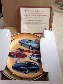 "Holden Memorabilia plates ""legendary holdens"" Gosford Gosford Area Preview"