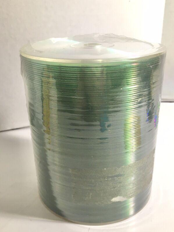 CD-R-80 - 100 Blank Discs *READ DESCRIPTION*