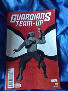 Guardians Team-Up Issue #9 and Deadpool Volume 7: Axis