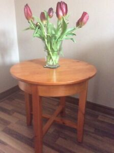 Moving Sale, solid wood table