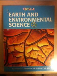 Earth and Environmental Science 2 - Spotlight Wahroonga Ku-ring-gai Area Preview