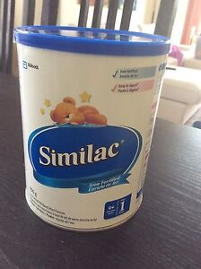 Similac iron fortified 850g lait pour bebe Baby milk