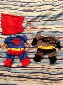 Small and medium size pet costumes