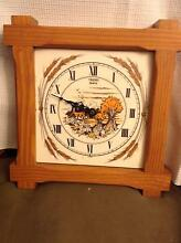 Vintage Retro Wall Clock TREND Quartz .1970,s Made in Japan. Caulfield Glen Eira Area Preview