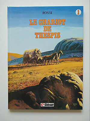 EO 1982 (très bel état) - Le chariot de Théspis 1 - Rossi - Glénat