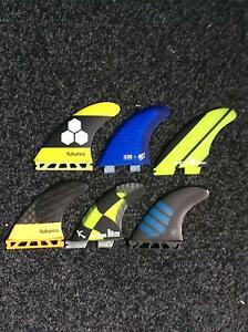 Surf Hardware Fins Board bags FCS Future Creatures Dakine Boards Palmyra Melville Area Preview
