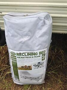 Jackaroo single reclining camp bed. New $65 Doveton Casey Area Preview