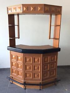 Retro/ vintage style home bar Gymea Bay Sutherland Area Preview
