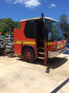 AUSTRAL DENNING FIREPAC 3000 WITH CAT 3116 TURBO DIESEL MOTOR Eumundi Noosa Area Preview