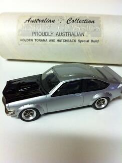 CARS, COLLECTABLE MODELS.
