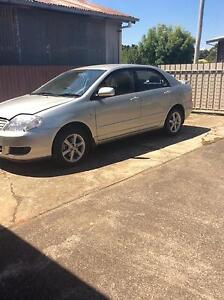 2006 Toyota Corolla Sedan Batlow Tumut Area Preview