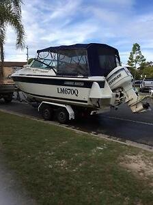 1995 haines hunter 680sc Worongary Gold Coast City Preview