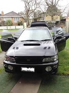 2000 Subaru WRX N TURBO Special Edition Frankston Frankston Area Preview