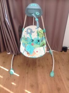 Baby swing Butler Wanneroo Area Preview